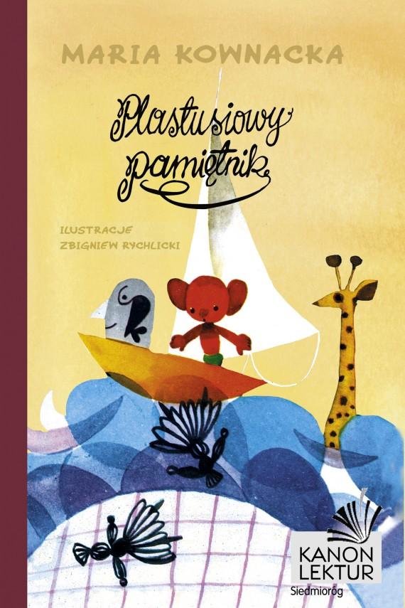 okładka Plastusiowy Pamiętnikebook | EPUB, MOBI | Maria  Kownacka