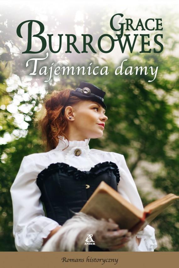 okładka Tajemnica damyebook | EPUB, MOBI | Grace Burrowes