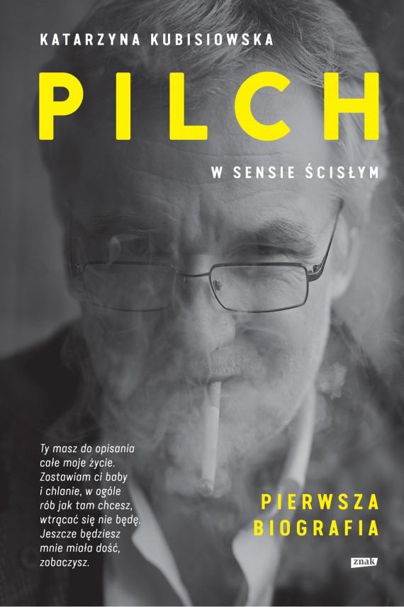 okładka Pilch w sensie ścisłymebook | EPUB, MOBI | Katarzyna Kubisiowska