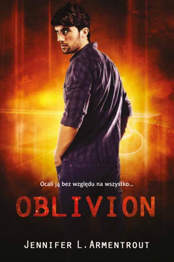 okładka Oblivionebook | EPUB, MOBI | Jennifer L. Armentrout