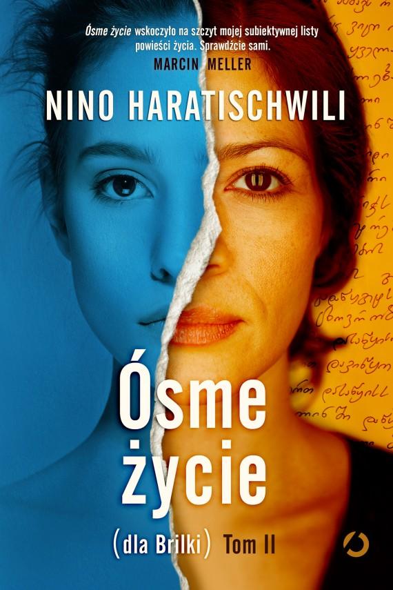 okładka Ósme życie (dla Brilki). Tom 2. Ebook | EPUB, MOBI | Nino Haratischwili
