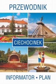 okładka Ciechocinek. Przewodnik. Informator. Plan. Ebook | PDF | Praca zbiorowa