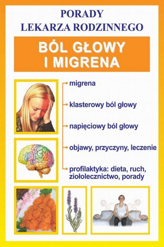 okładka Ból głowy i migrenaebook | PDF | Praca zbiorowa