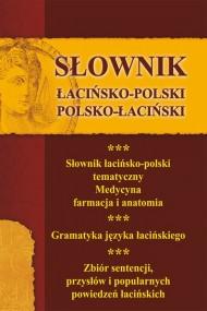 okładka Słownik łacińsko-polski, polsko-łaciński 3 w 1. Ebook | PDF | Praca zbiorowa