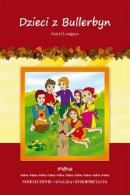 okładka Dzieci z Bullerbyn Astrid Lindgren, Ebook | Marta  Zawłocka