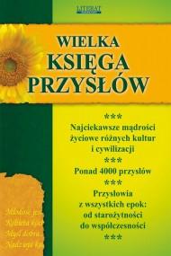 okładka Wielka księga przysłów, Ebook | Praca zbiorowa