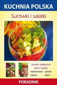okładka Surówki i sałatki, Ebook | Praca zbiorowa