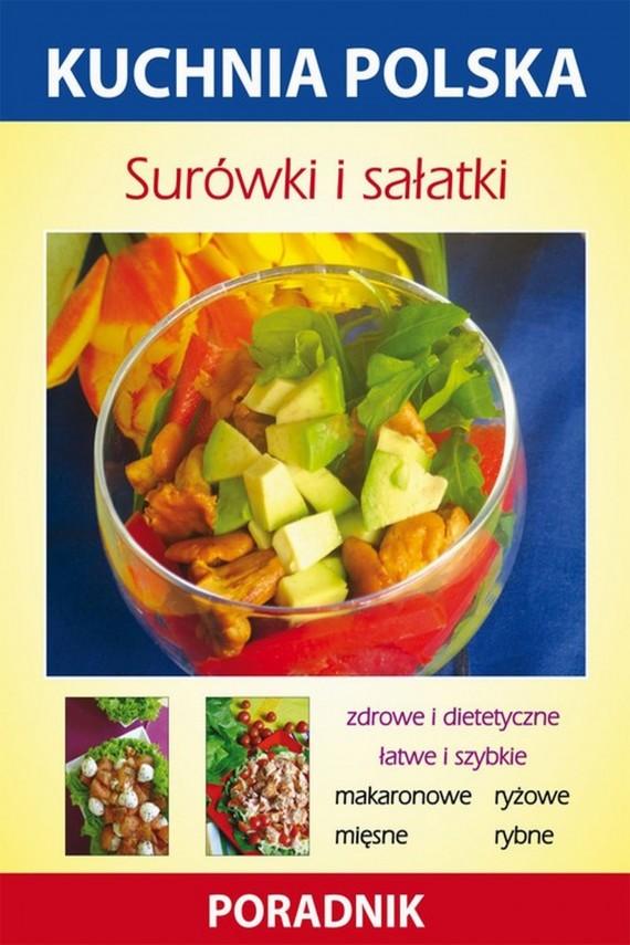 okładka Surówki i sałatkiebook | PDF | Praca zbiorowa