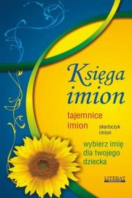okładka Księga imion, Ebook | Anna  Wiśniewska, Anna  Kisiel