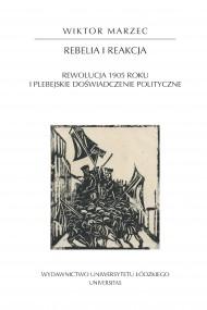 okładka Rebelia i reakcja. Ebook | Wiktor Marzec