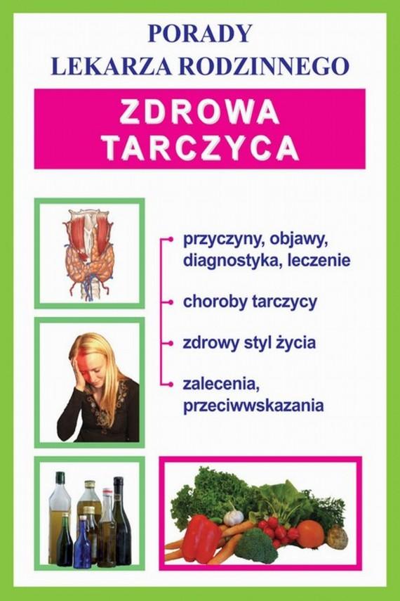 okładka Zdrowa tarczycaebook | PDF | Praca zbiorowa
