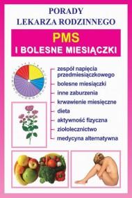 okładka PMS i bolesne miesiączki. Ebook | PDF | Praca zbiorowa
