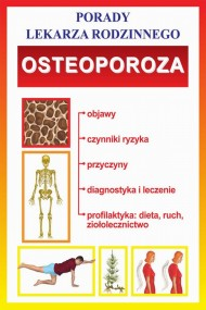 okładka Osteoporoza. Ebook | PDF | Praca zbiorowa