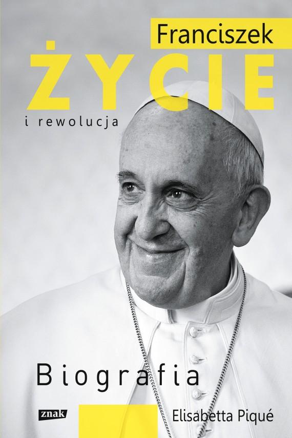 okładka Franciszekebook | EPUB, MOBI | Elisabetta Piqué
