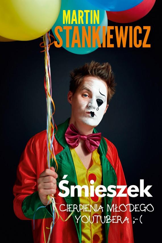 okładka Śmieszekebook   EPUB, MOBI   Martin Stankiewicz