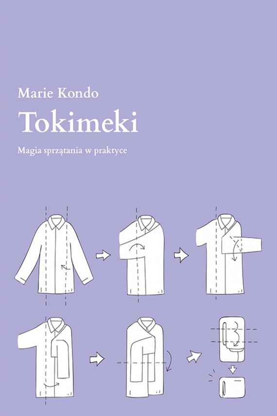 okładka Tokimeki. Magia sprzątania w praktyceebook | EPUB, MOBI | Marie Kondo