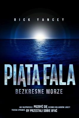 okładka Piąta fala. Bezkresne morze, Ebook | Rick Yancey