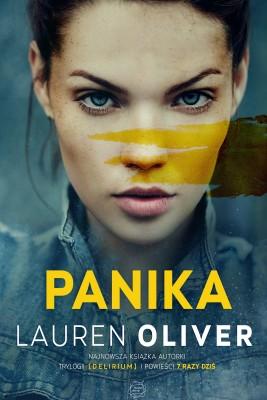 okładka Panika, Ebook | Lauren Oliver