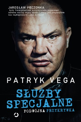 okładka Służby specjalne. Podwójna przykrywka, Ebook | Patryk Vega