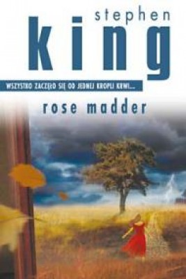 okładka Rose Madder, Ebook | Stephen King