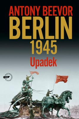 okładka Berlin 1945, Ebook | Antony Beevor