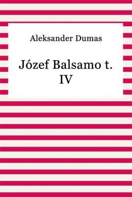 okładka Józef Balsamo t. IV, Ebook | Aleksander Dumas (Ojciec)
