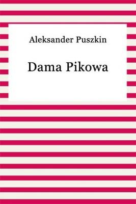 okładka Dama Pikowa, Ebook   Aleksander Puszkin