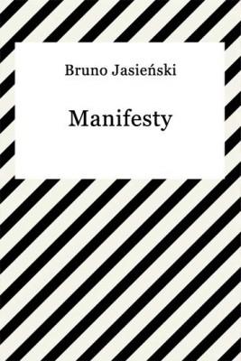 okładka Manifesty, Ebook | Bruno Jasieński