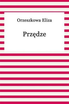 okładka Przędze, Ebook | Eliza Orzeszkowa