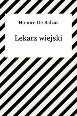 okładka Lekarz wiejski, Ebook | Honore De Balzac