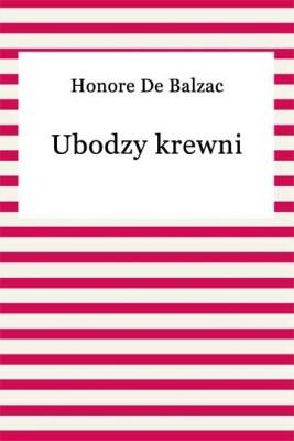 okładka Ubodzy krewni, Ebook | Honore De Balzac