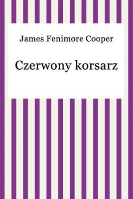 okładka Czerwony korsarz, Ebook | James Fenimore Cooper