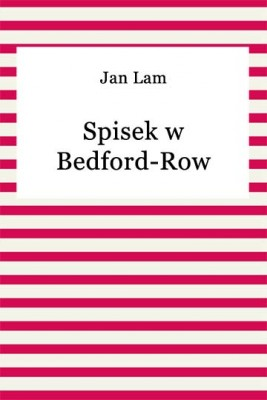 okładka Spisek w Bedford-Row, Ebook | Jan Lam