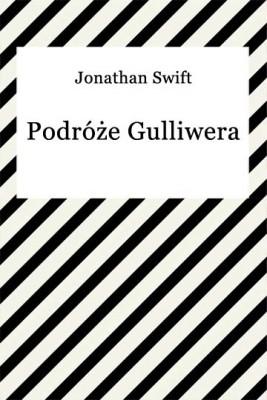 okładka Podróże Gulliwera, Ebook | Jonathan Swift