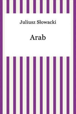 okładka Arab, Ebook | Juliusz Słowacki