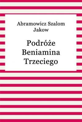 okładka Podróże Beniamina Trzeciego, Ebook | Szalom Jakow Abramowicz
