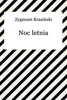 okładka Noc letnia, Ebook | Zygmunt Krasiński