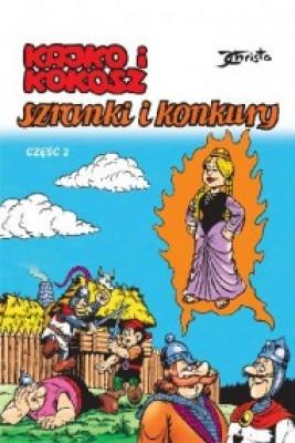 okładka Kajko i Kokosz. Szranki i konkury cz. 2, Ebook | Janusz Christa