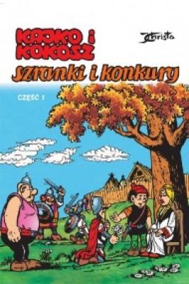 okładka Kajko i Kokosz. Szranki i konkury cz.1, Ebook | Janusz Christa