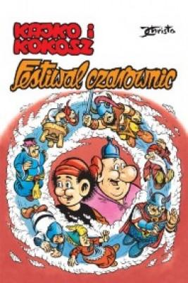 okładka Kajko i Kokosz. Festiwal Czarownic, Ebook | Janusz Christa