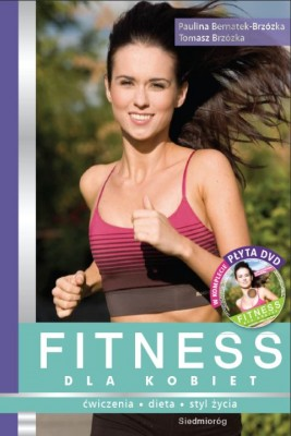 okładka Fitness dla kobiet, Ebook   Paulina  Bernatek-Brzózka