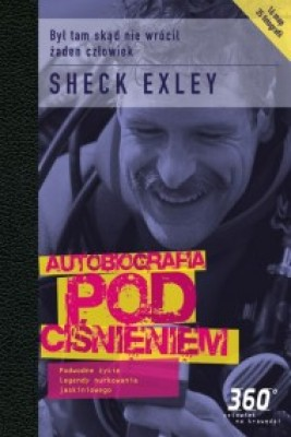 okładka Autobiografia pod ciśnieniem, Ebook | Sheck Exley