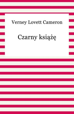 okładka Czarny książę, Ebook | Verney Cameron