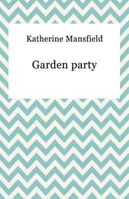 okładka Garden party, Ebook | Katherine Mansfield