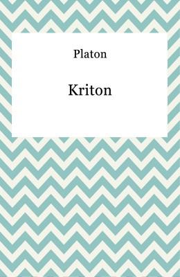 okładka Kriton, Ebook | Platon