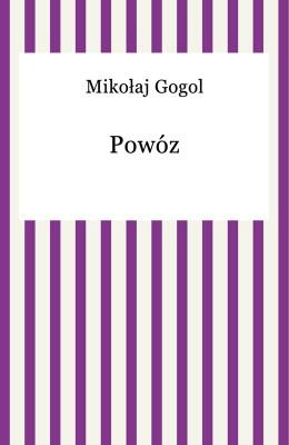 okładka Powóz, Ebook   Mikołaj Gogol