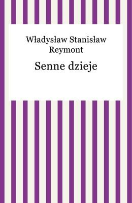okładka Senne dzieje, Ebook | Władysław Reymont