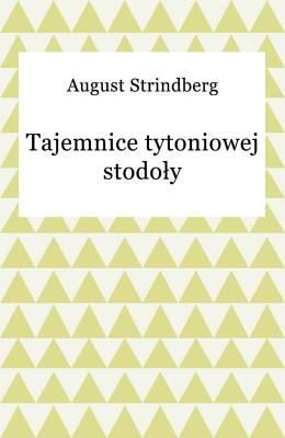 okładka Tajemnice tytoniowej stodoły, Ebook | August Strindberg