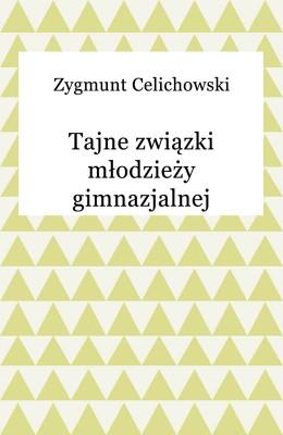 okładka Tajne związki młodzieży gimnazjalnej, Ebook | Zygmunt Celichowski