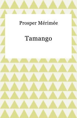 okładka Tamango, Ebook | Prosper Mérimée